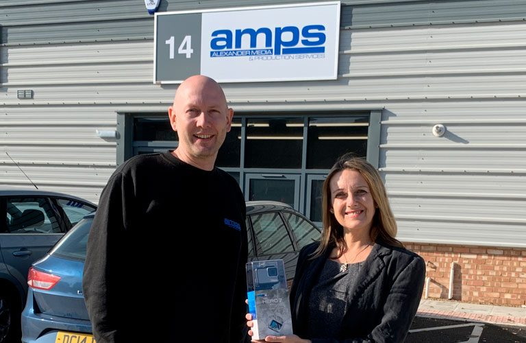 Paul Alexander of AMPS wins GoPro